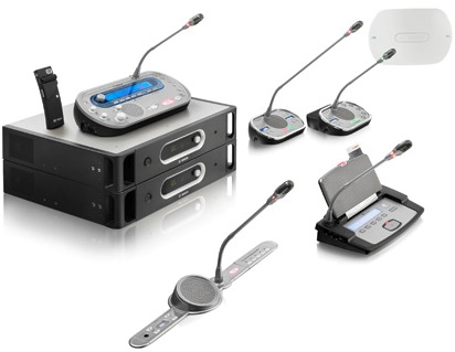 BOSCH DCN-NG Conference systems